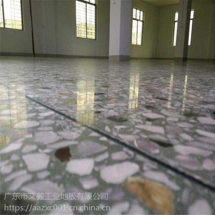 东莞常平旧水磨石翻新、大朗厂房水磨石镜面抛光、仓库地面起灰处理——立竿见影