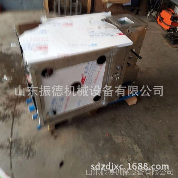 甘肃七用玉米膨化机 食品膨化机厂家 麻花型膨化机操作技术 振德