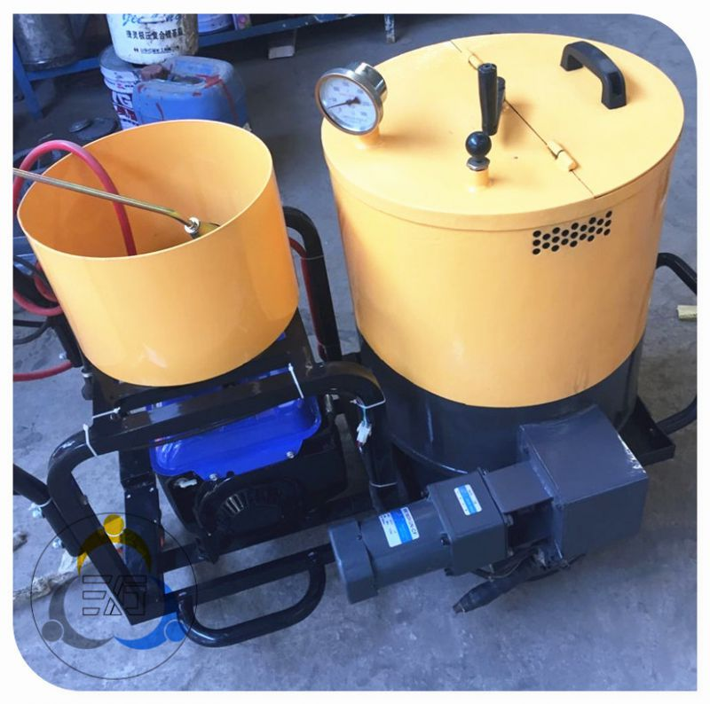 手扶沥青灌缝机 小型道路灌缝机 专业治理道路损伤 填补伸缩缝