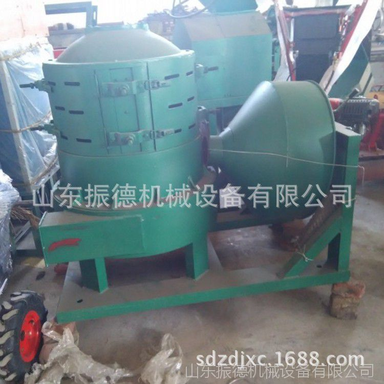 供应谷子碾米机 谷壳分离碾米机 砂辊脱皮机价格 振德