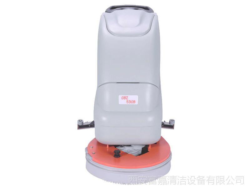 手推式伽诺洗地机,西安富嘉清洁设备有限公司