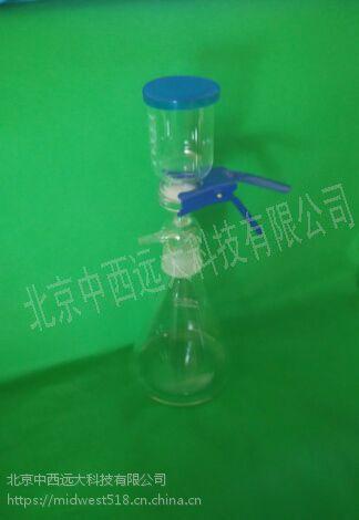 中西 玻璃砂芯过滤装置 型号:DF15-1000ml库号:M407806