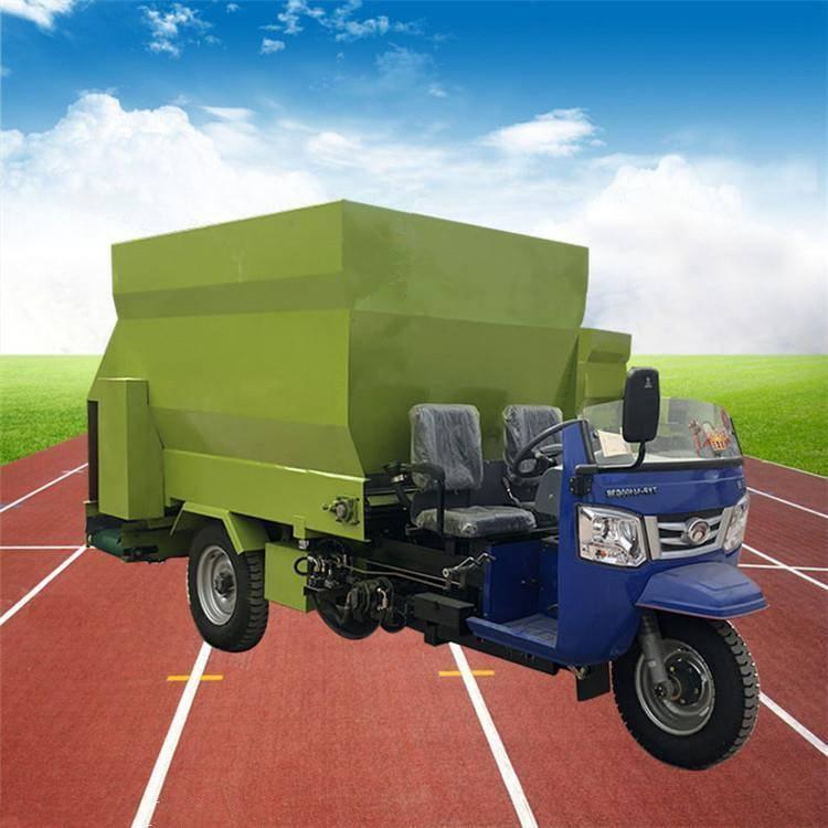 大量使用新款撒料车 自动化输送投料车 全新改进更好用