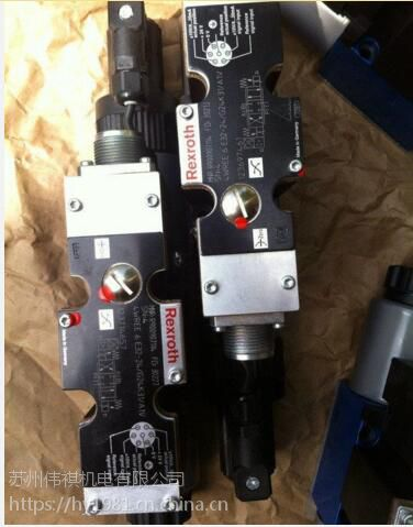 德国Rexroth力士乐比例阀R901051881 3DREPE6A-2X/45EG24N9K3
