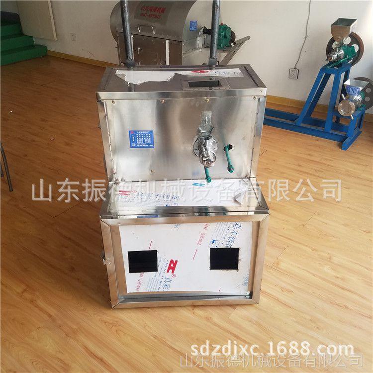 供应 谷物杂粮江米棍机 绿豆玉米大米膨化机 振德牌 食品膨化机