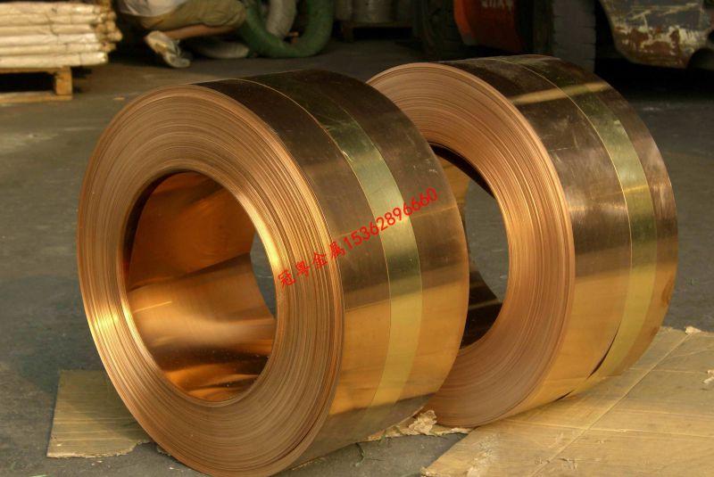 C18200铬锆铜带规格C18200铬锆铜超薄带厂家直销