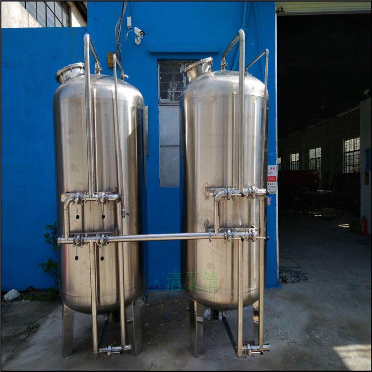 和平县新农村生活污水净化处理设备清又清多介质工业污水净化处理设备