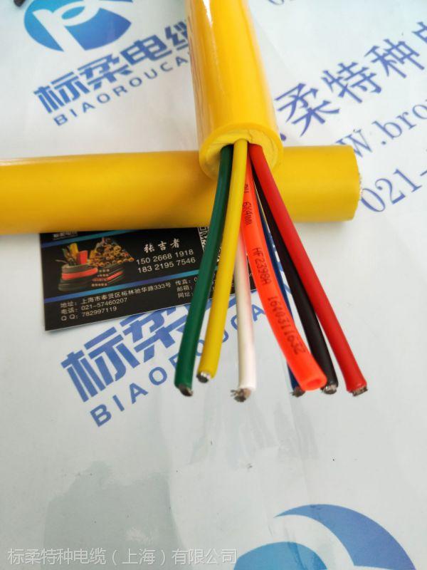 标柔抗变形气管复合电缆