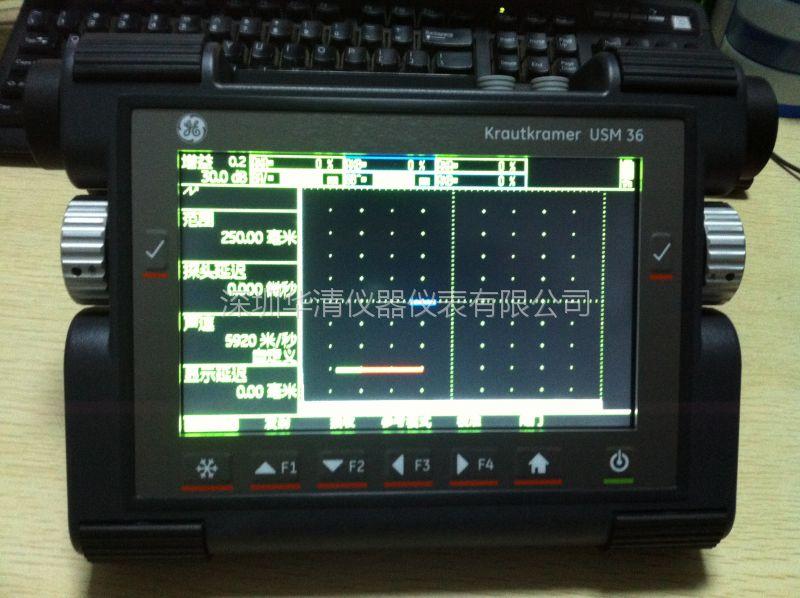 美国GE-USM36探伤仪USM36DAC/USM36S