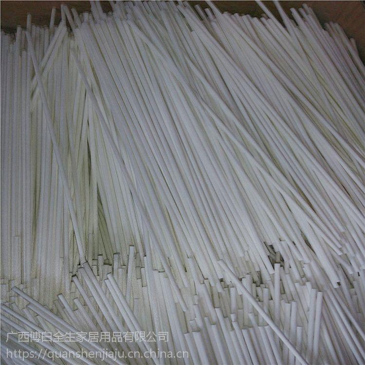 广西全生家居供应纤维棒白色纤维棒表面光滑吸收快香薰挥发棒