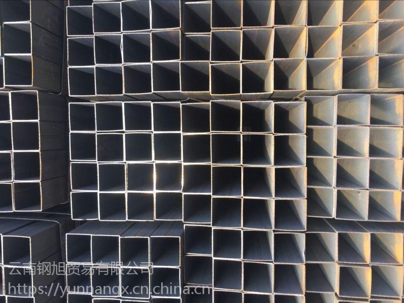 曲靖镀锌钢材价格 Q235B钢材批发