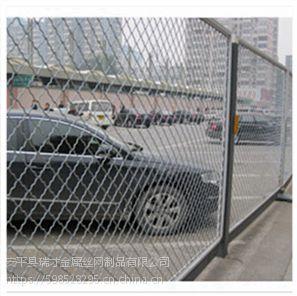 瑞才动物圈养4mm勾花网护栏网生产厂家