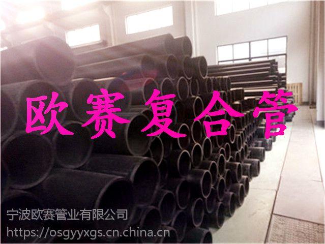 河南行业分析-钢丝网骨架聚乙烯复合管