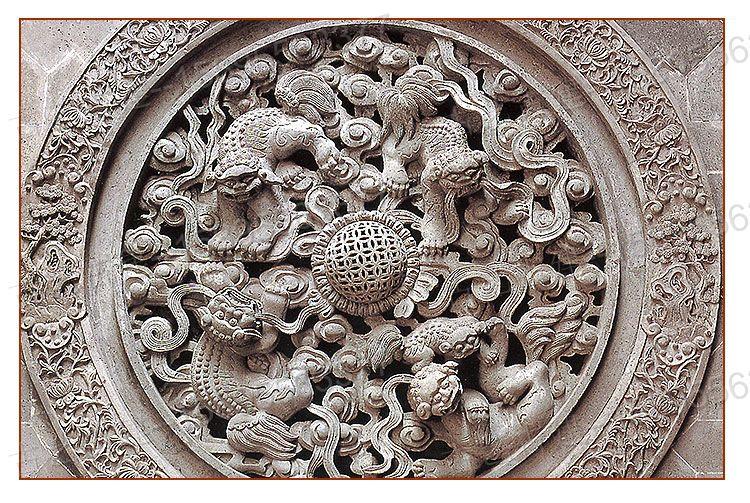 苏州中式仿古人物泥塑影壁私家别墅古建浮雕园林苏州订做雕刻装饰壁画定制