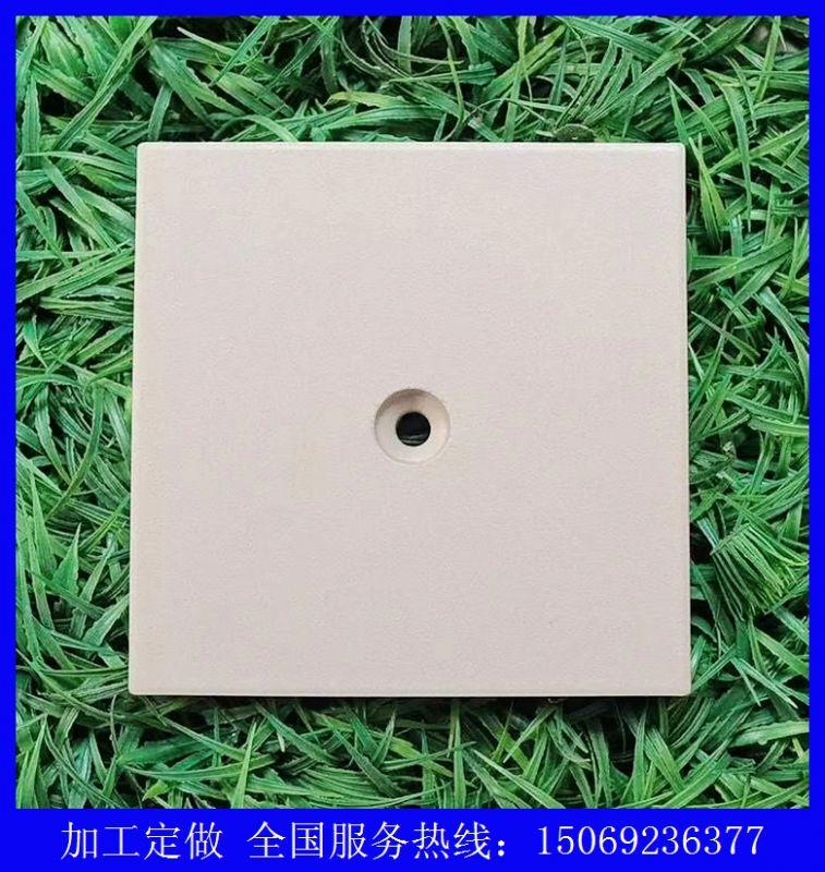供应优质压延微晶板 耐腐蚀耐冲击无毒环保微晶板 山东博驰供应