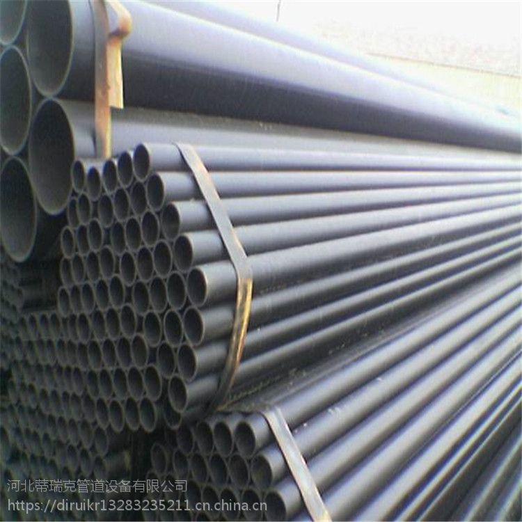 俄标焊管GOST20295-85 K60材质 大口径直缝钢管 蒂瑞克管道