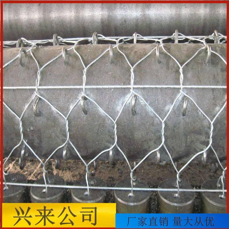 石笼网护垫 石笼网供应 格宾网挡墙设计