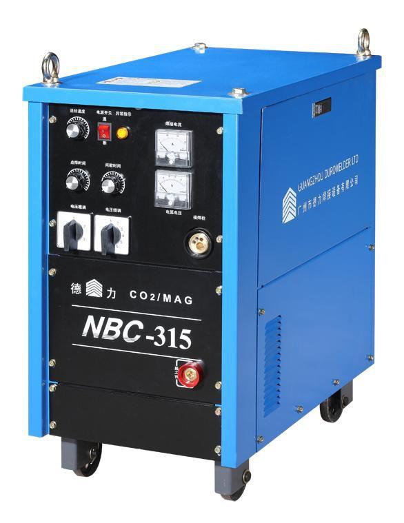 惠州德力品牌NBC系列二氧化碳气体保护焊机 气保焊机