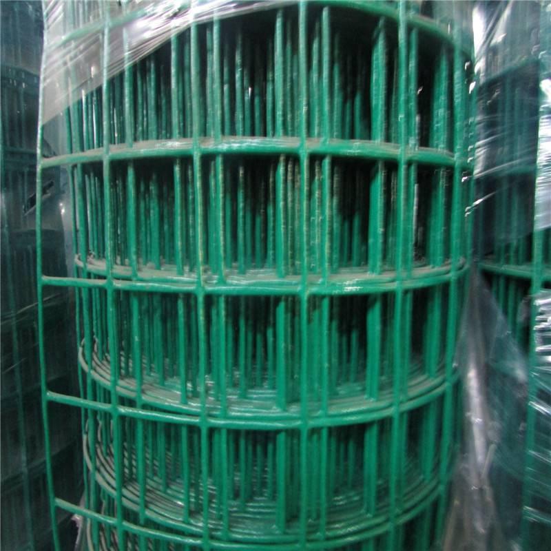 荷兰网波浪网 养鸡围栏网 养殖浸塑丝网