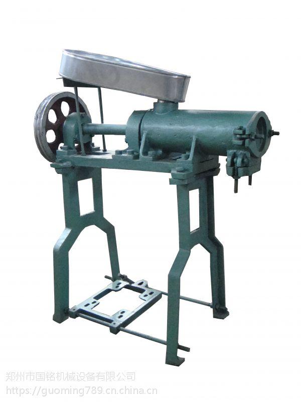 国铭多功能米粉机米线机设备优点厂家告诉您
