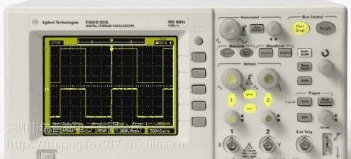 DSO 3102A 电示波器