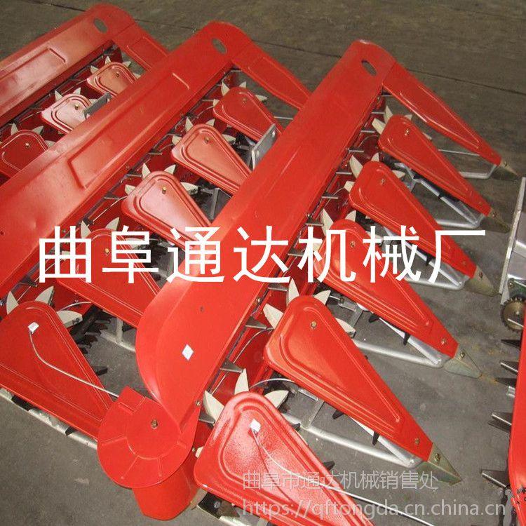 手扶自走式新型前置割晒机 现货批发 汽油秸秆割晒机 通达