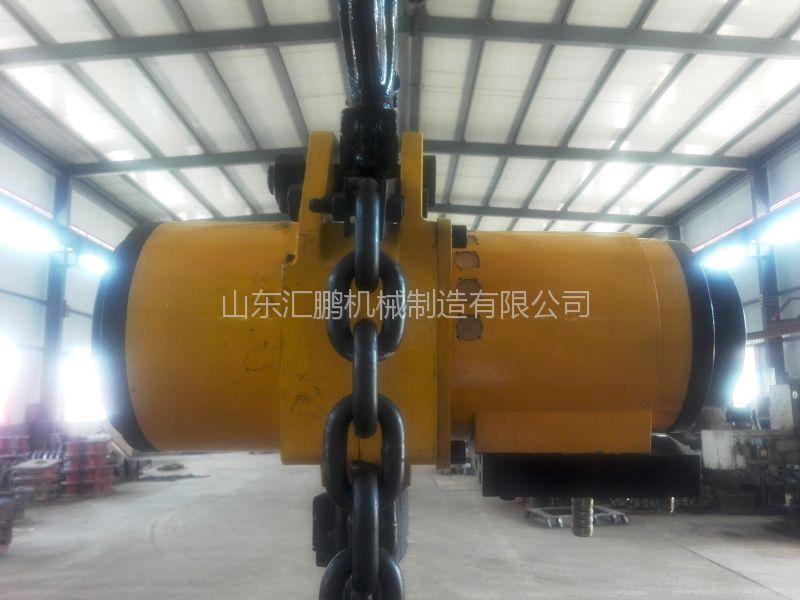 山东汇鹏专业生产5吨防爆气动葫芦
