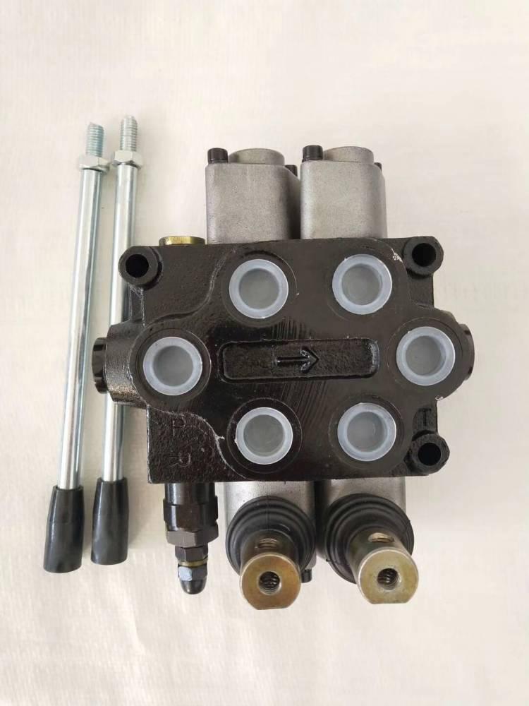 多路换向阀CDB7-F15L-T/AZ液压操纵阀分配器合肥力威机械合杭叉车