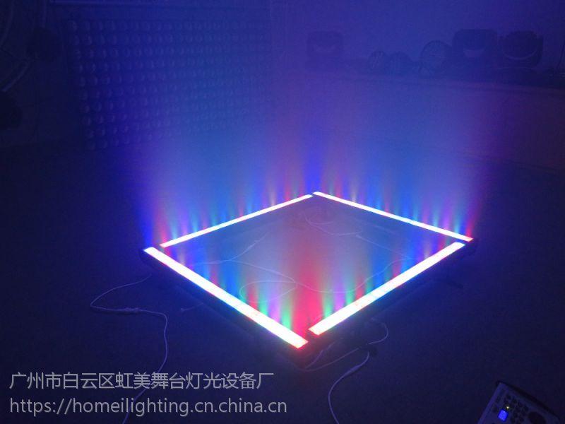 大功率18x3w点控洗墙灯 远射程洗墙灯 RGB三合一洗墙灯