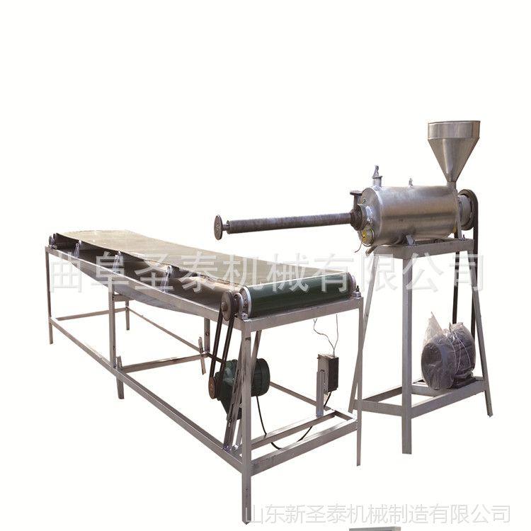 内蒙自熟式粉条机报价 小型粉条机加工定做,厂家旗舰店