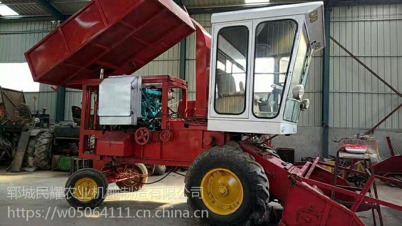 畜牧饲料靑储机 青贮收割机 玉米秸秆粉碎收集机