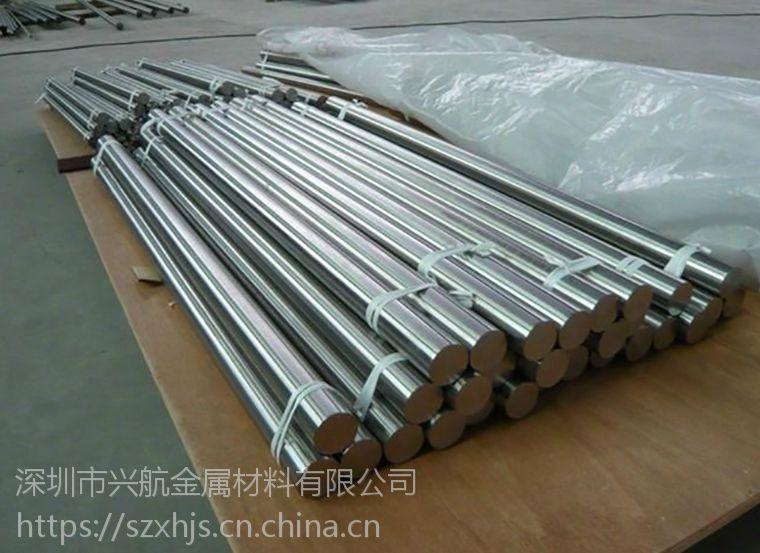 供应Gr5高直线度钛合金棒 TC11外贸出口钛棒