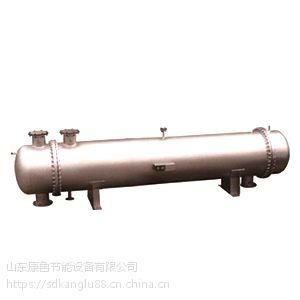 列管式换热器的震动