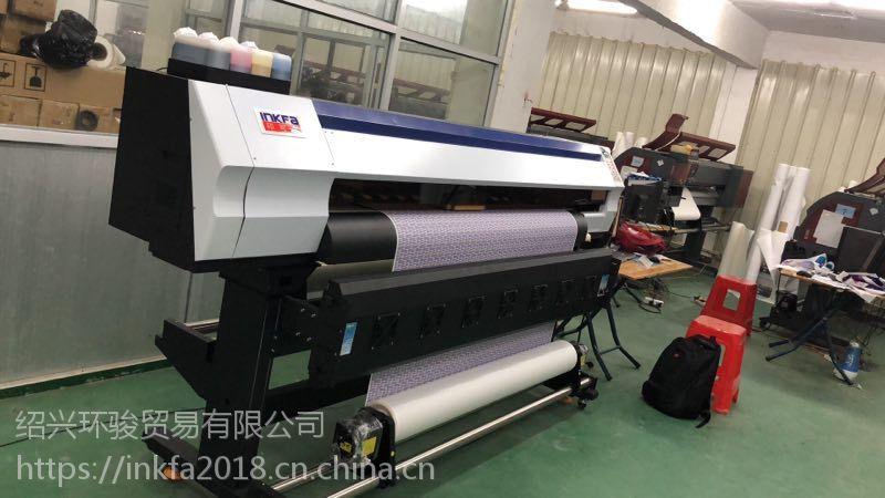 柯桥浴帘热转印打印机