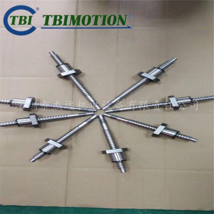 机械传动滚珠丝杆 SFNU1610丝杆螺母副 选择正品TBIMOTION丝杆