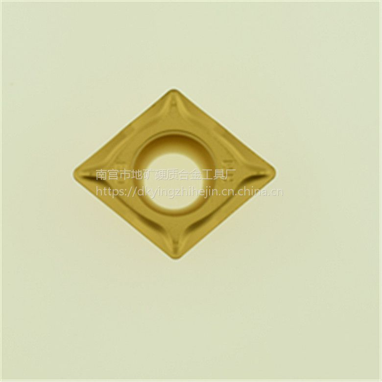 CCMT120408-HM-YBC251株洲钻石硬质合金数控车削刀具菱形外圆车刀片