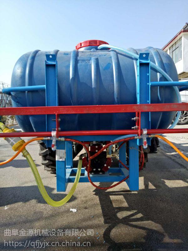 汽油高压喷雾器曲阜金源 自走式打药机