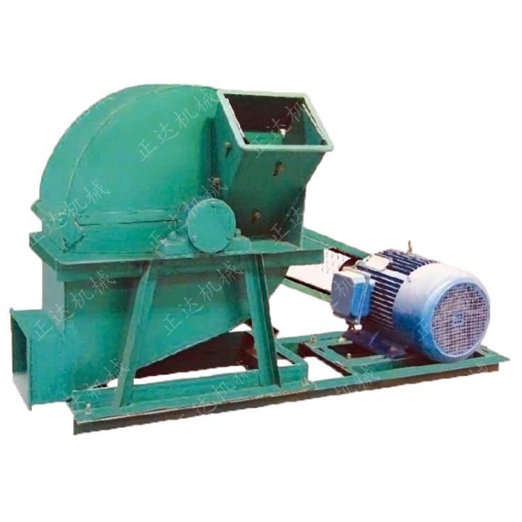 木材粉碎机 木材粉碎机效果 鲜树枝粉碎机 干木材粉碎机