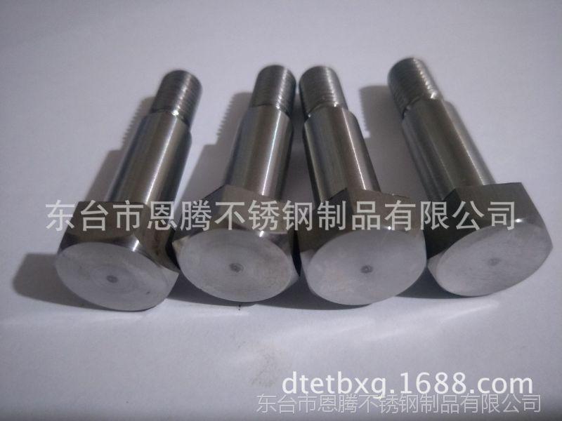 【恩腾】直销不锈钢304/201外六角塞打螺栓螺丝外六角凸肩螺丝