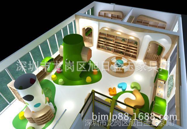 北京早教儿童异形沙发 幼儿园软包沙发 亲子乐园沙发墩订做工厂