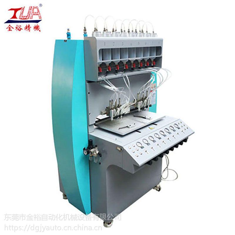 上海鞋底注塑设备-鞋底注塑机器-注塑机