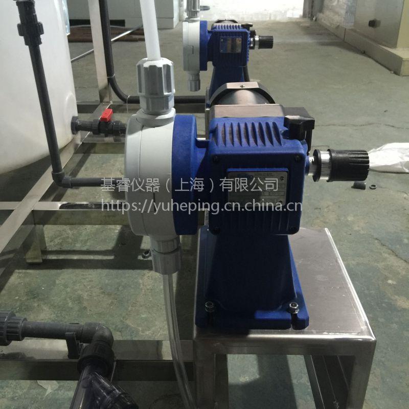 意大利SEKO赛高机械隔膜计量泵MSA系列电机驱动计量泵MSAF070N21/MSAF070N31
