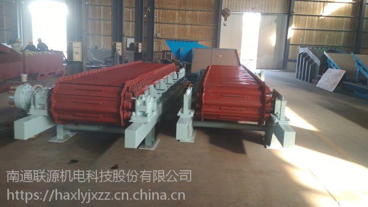 江苏联源板式给料机生产过程描述
