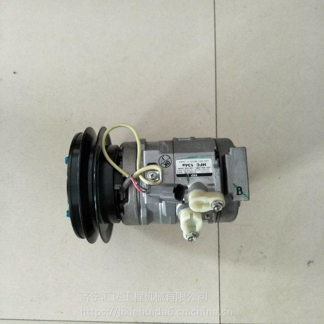 小松PC200-7空调压缩机原装现货 批发零售