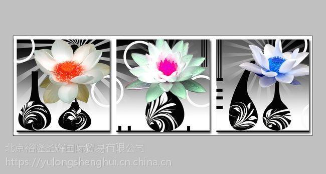 北京裕隆圣辉钻石画 品牌掀起财富风暴