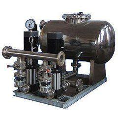 华阴无负压二次变频供水给水设备 华阴变频恒压无塔无负压供水给水设备 RJ-1745