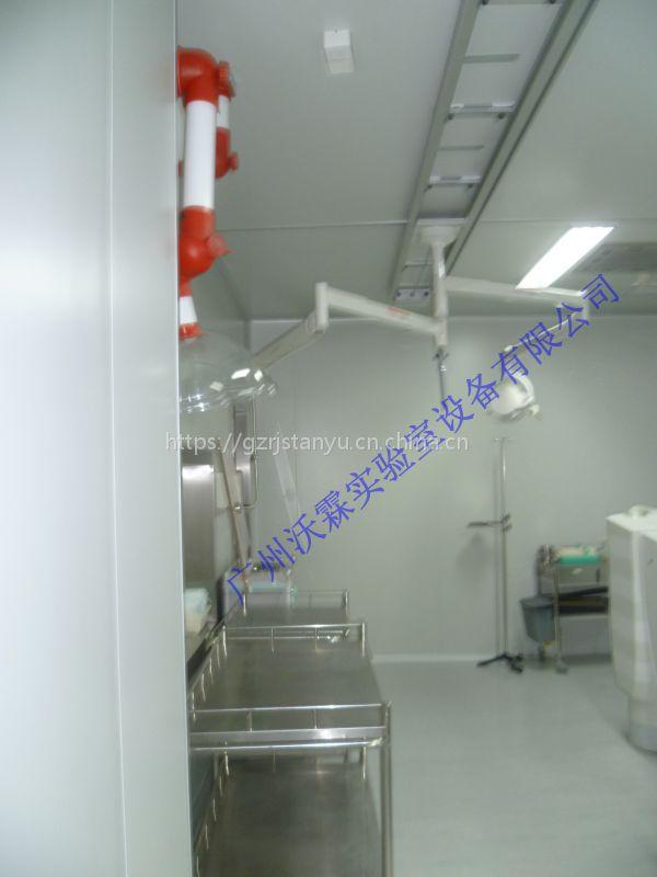广州实验室装修公司承接深圳细胞培养实验室规划建设装修