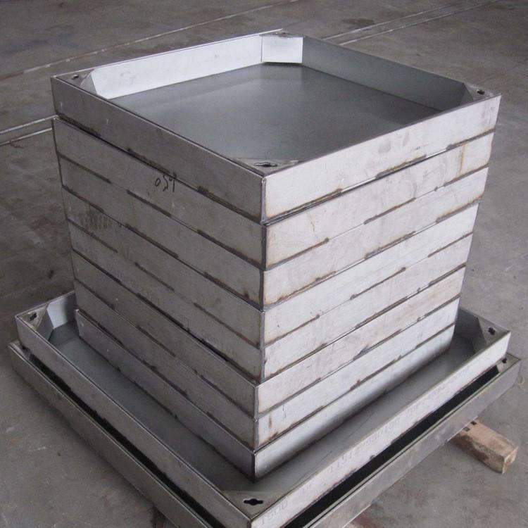 昆山金聚进下水道不锈钢窑井盖加工定制欢迎采购