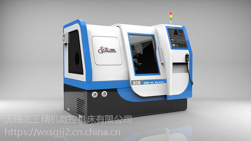 徐州数控车床SG200数控车床 精密自动化数控车床机床配件