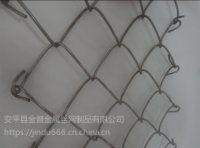 田径场包塑围网 塑面勾花网 动物园养殖围栏网 煤矿防护网